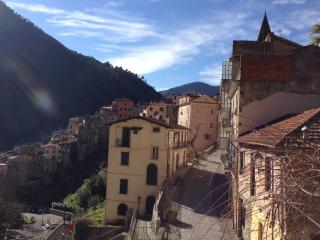 Pigna view from Balcony