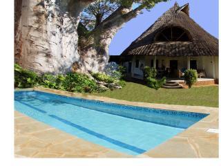 Villa Baobab - Ferienhaus Kenia am Diani Beach Kenia