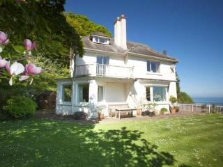 Owlscombe, Porlock Weir - Large property with uninterrupted coastal views and delightful garden