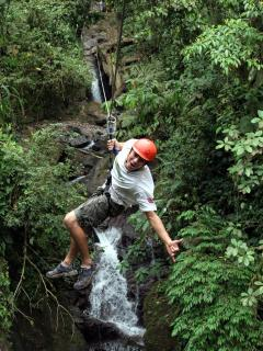 Ask us about ziplining and waterfall rappelling!