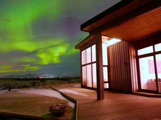 """it's all about the lights""  Watch the Northern Lights Dance across the sky"