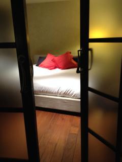 Main Bedroom with 2mt x 2mt Master Bed