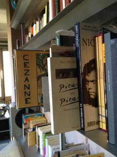 Library - Books about Picasso - Spanish and Catalan Art - Barcelona