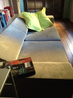 Double, Extendable Sofa