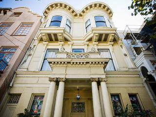 2 BR, Gorgeous Queen Anne Victorian, Pacific Heigh, San Francisco