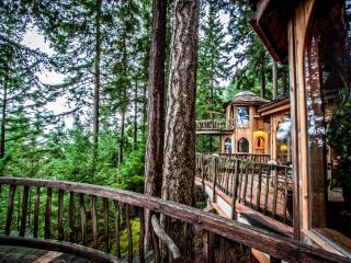 Forest House on Orcas......Enchantment & Wonder