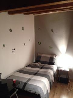Stanza singola - single room