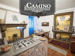 Il Camino Rinascimentale, Bagnaia