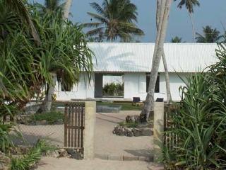 Olu Beach Villa, enchanting ocean front villa, Hikkaduwa