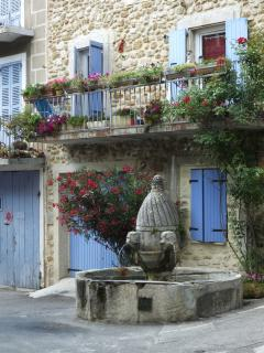 The Village of Mirabel aux Baronnies