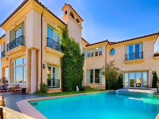 Hollywood Castle with Decadent Decor, Pool, Hot Tub, Theater Room