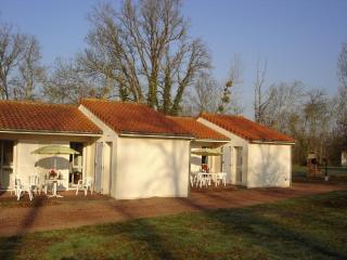 Village de gîtes Saint Martin de Sanzay, Montreuil-Bellay