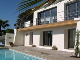 Rico 134635 luxurious villa with stunning sea view, heated pool, airconditioning
