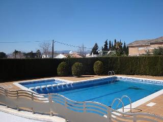 Villa in Cambrils Mediterraneo with pools