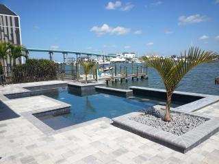Bay Front Home with Pool, Private Boat Dock, Fort Myers Beach