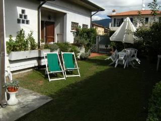 Villa ENRICA, Cinquale