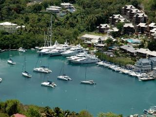 2 BR Luxury Suite in Capella Resort, St. Lucia, Marigot Bay