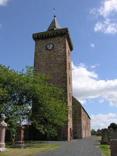 Greenlaw Church Tower