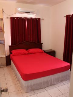Double occupancy bedroom