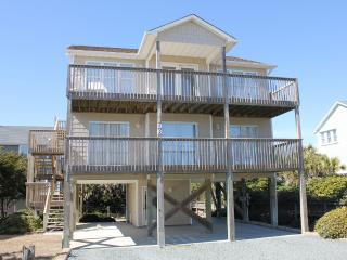 Ocean & Waterway Views, Pet Friendly, Topsail, Topsail Beach