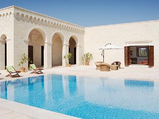 Opulent luxury in a modern Masseria