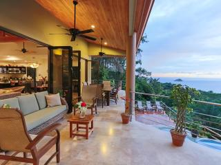 Stunning Luxury Home surrounded by Tropical gardens!!, Parque Nacional Manuel Antonio