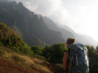 Kalalau Trail Camping Adventure....All inclusive, Hanalei
