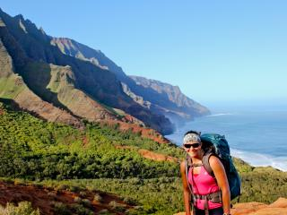The Kalalau Camping Adventure, Haena