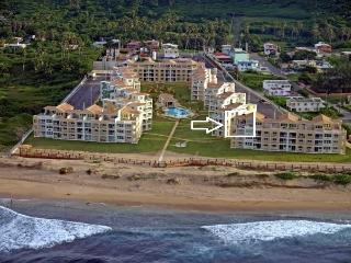 #2 Beachfront 4Br/3Ba Penthouse - Jobos, Montones, Shacks, Crash Boat
