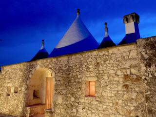 Enchanting trullo in countryside by Ostuni centre