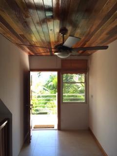 Hallway to veranda