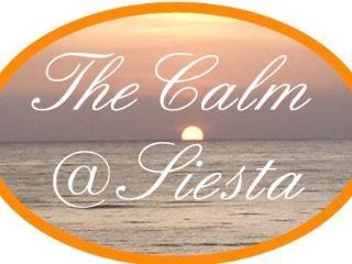 The Siesta Calm Upstairs: Location,View, Steps fro, Siesta Key