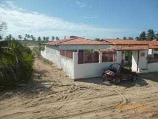 casa de praia, Prea