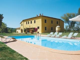 Villa Montelopio, Peccioli