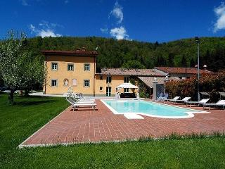 Wonderful villa for 14 people close to Lucca and Florence