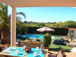 Fantastic family holidays villa