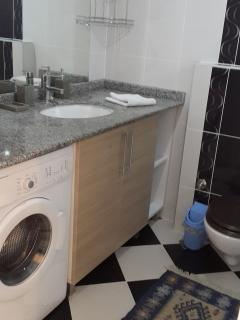 STANDARD 2 BEDROOM APARTMENT'S OTHER BATHROOM
