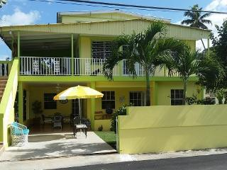 Top Vacation Rent Villa Sol 2 minute walk to the Caribbean Sea