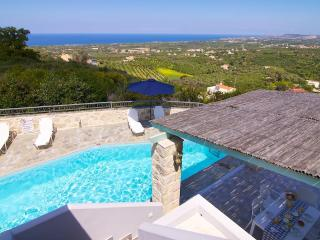 Villa Ikaros - Panoramic Sea View & Full Privacy!, Rethymnon