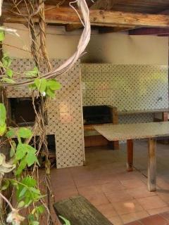 Forno a legna rustico - Rustic wood oven