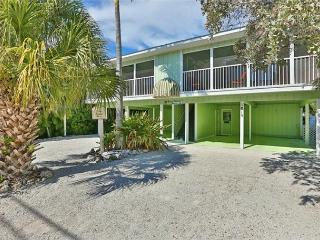 Siesta Key beachside rental with heated pool