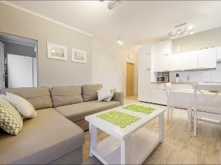 LUX 2 bedroom Praga apartment, Warsaw