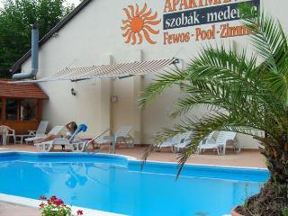 Pater Apartments and Rooms, Siofok
