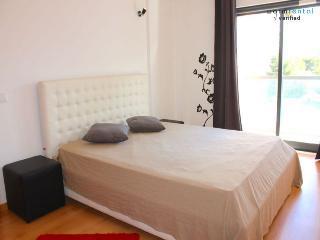 Caymmi White Apartment, Portimao, Algarve, Strand von Praia da Rocha