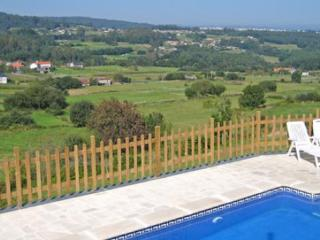 307 Country villa with great views, A Estrada