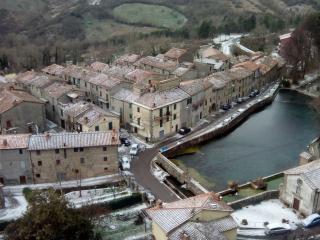 Appartamento nel centro di Santa Fiora (Grosseto)