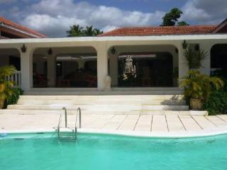 LUXURY VILLA BIG POOL CASA DE CAMPO, GOLF, La Romana