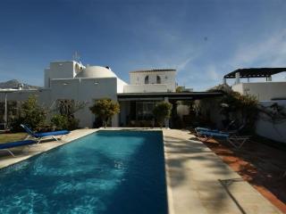 Villa with terrace,garden Nuev, Puerto Banus