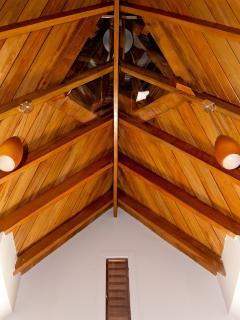 Mezzanine roof