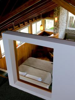 Bedroom from Mezzanine